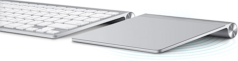 Magic Trackpad et clavier