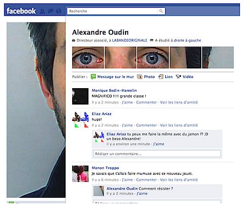 Profil Alexandre Oudin