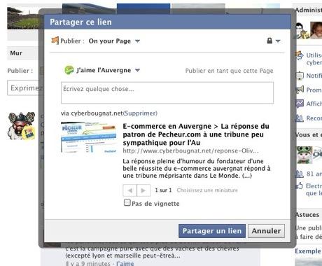 Facebook partage 4