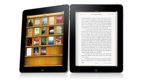 Ipad ibooks ibookstore small