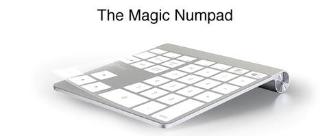 Magic Numpad alone