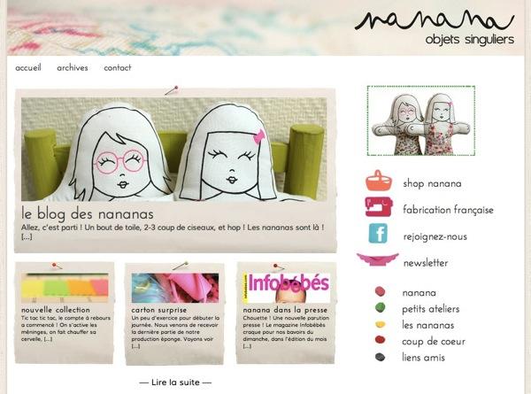 Nanana  Le blog  Objets singuliers
