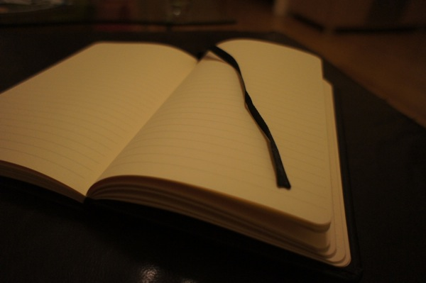 Cahier rhodia webnotebook 2