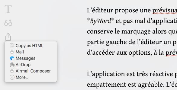 typed-menu